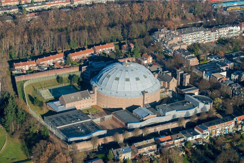 De Koepelgevangenis Arnhem