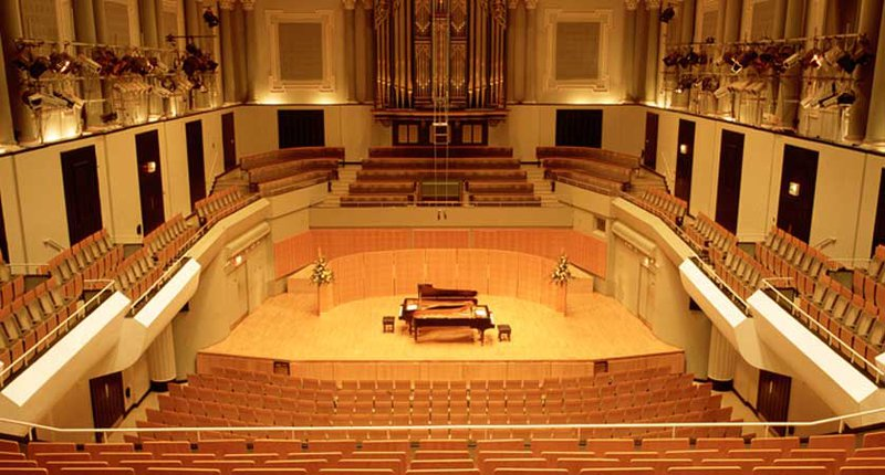 Unique Meeting Spaces in Dublin - National Concert Hall