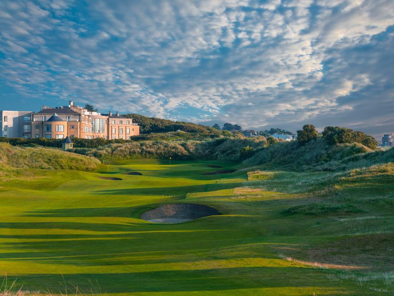 Image of the Golf Links Course in Portmarnock Hotel & Golf Links