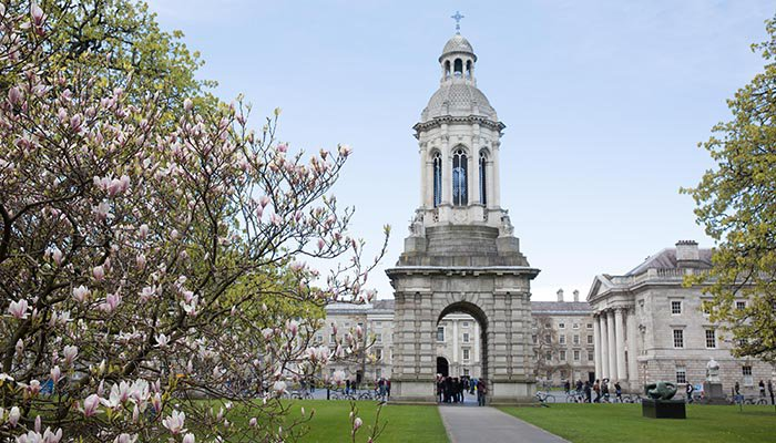 Image of Trinity College Dublin