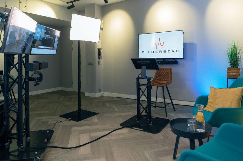Hybride vergaderen bij Bilderberg Hotels