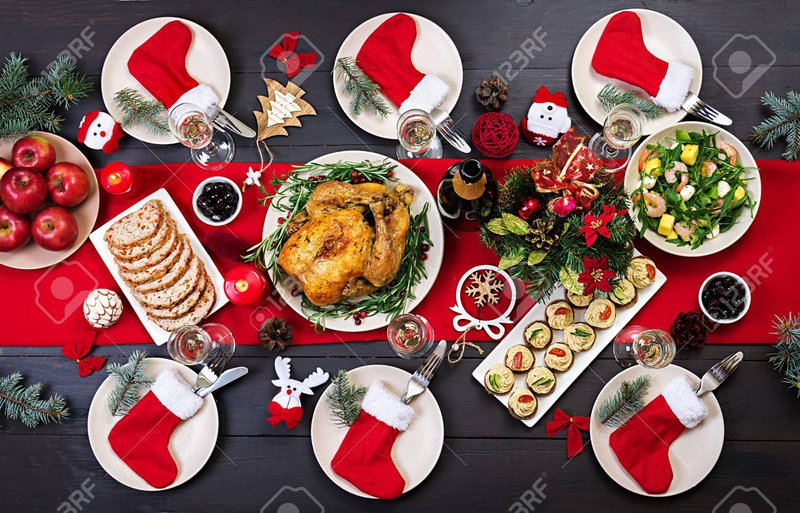 Virtual Christmas Party Dinner and Cooking