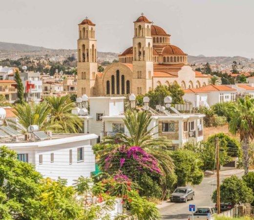 Cyprus - a long-haul destination