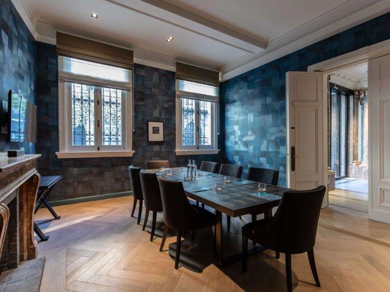 Unique Meeting Venues in Belgium: Hotel Franq