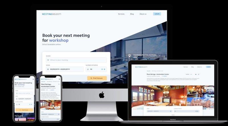 Meetingselect win Best Global Meeting Management Platform 2020