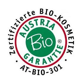 Austria Bio Standard Siegel für Biokosmetik