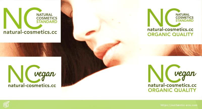 NCS – натуральный косметический стандарт (Natural Cosmetics Standard)