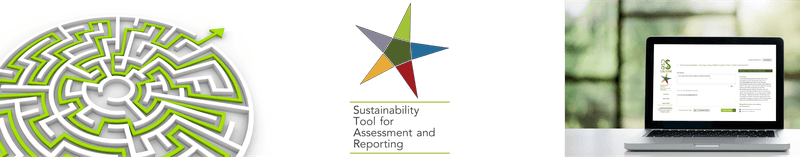 Tool for sustainability assessment and reporting: CSE-STAR
