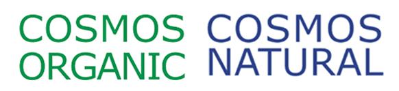 Cosmos Standard Siegel für Naturkosmetik und Biokosmetik