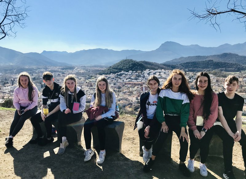 Erasmus+ KA229 School Partnership excursion