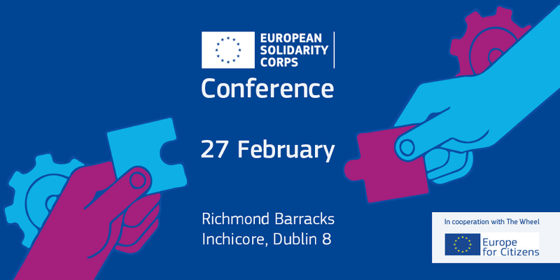 European Solidarity Corps Conference 27 February 2020