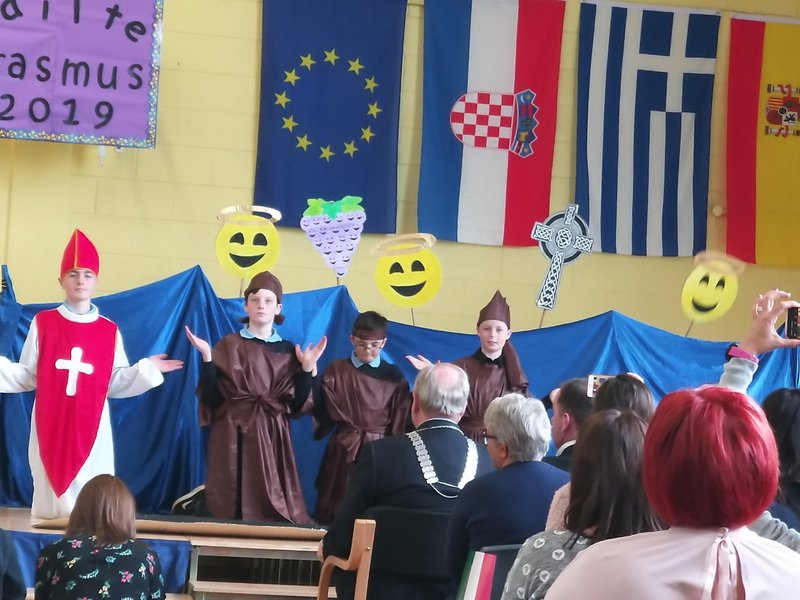 Erasmus+ KA 229 allows schools in the EU to collaborate