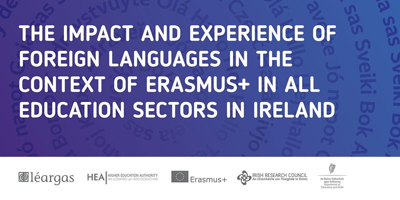 The Impact and Experience of Foreign Languages in the Context of Erasmus+