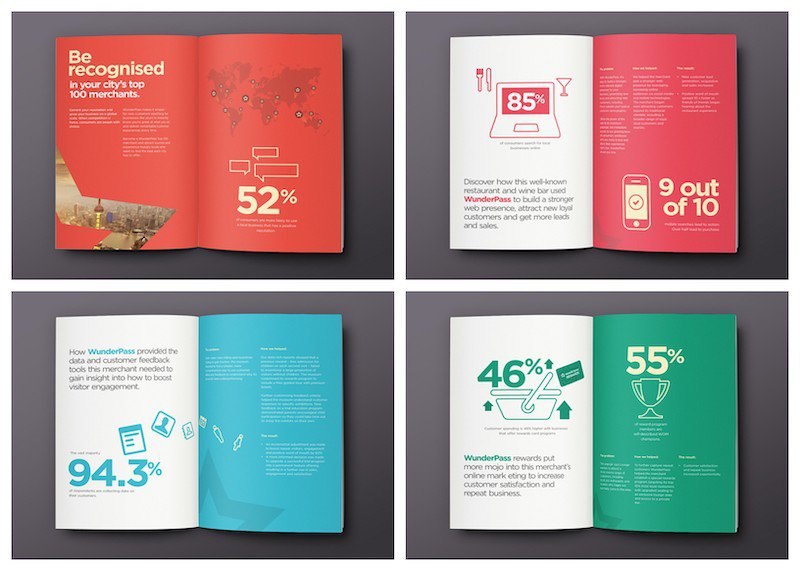 Marketing Collateral Design - Brochures