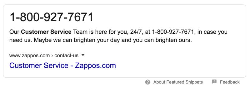 hello customer positive business news zappos