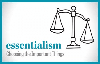 Essentialism: The Disciplined Pursuit of Less 11