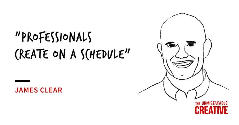 21 Keys to Creative Productivity 14