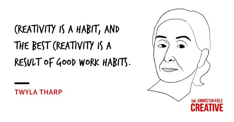 21 Keys to Creative Productivity 4