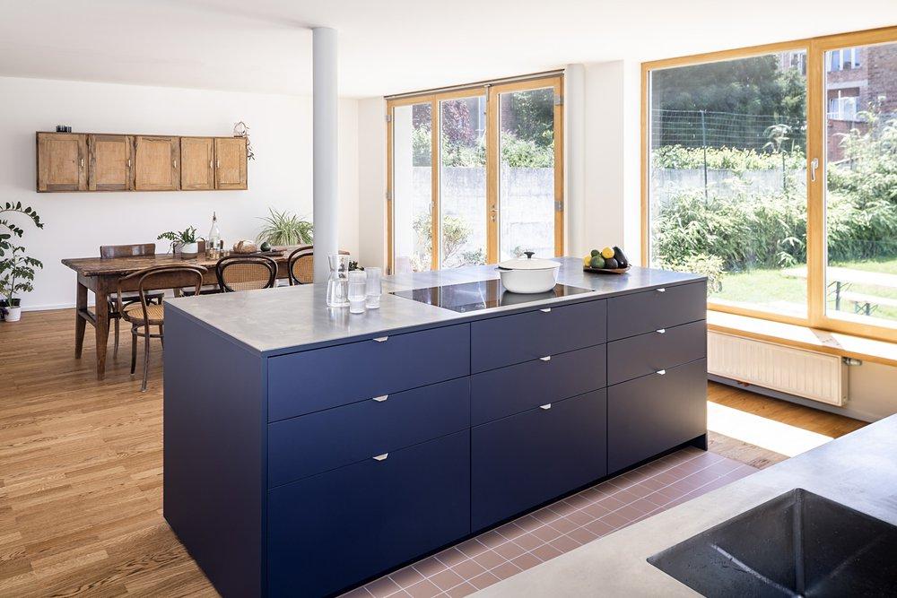 Firmax - het keukenblok in Fenix
