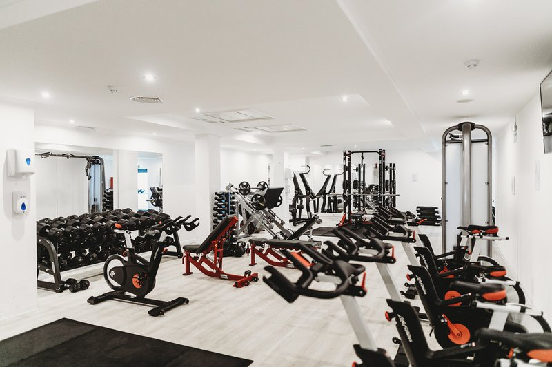 Cost To Open A Gym