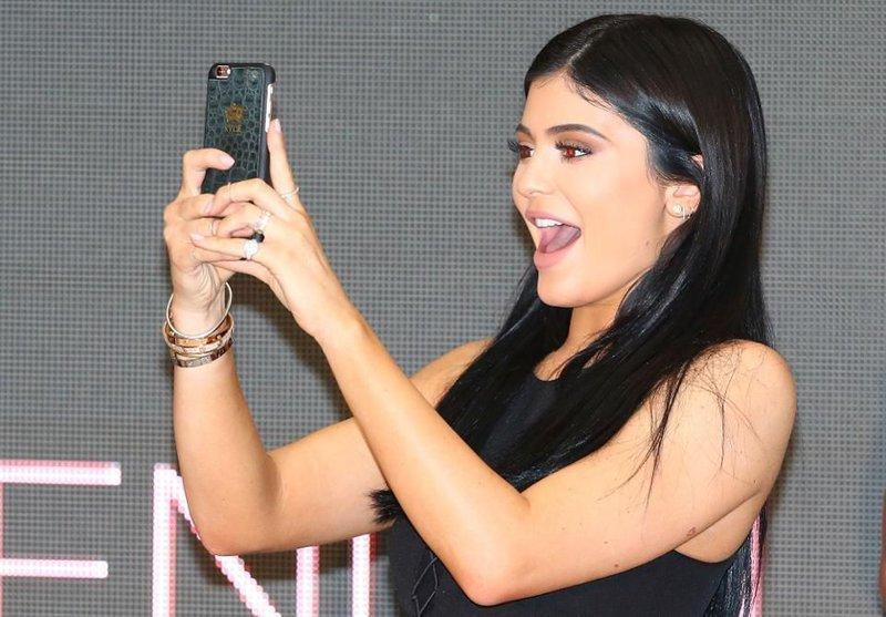Kylie Jenner - mega influencer