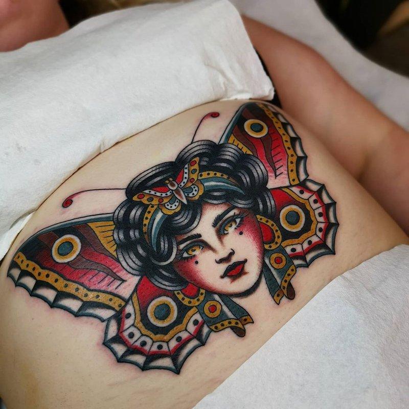 Jessica Does Tattoos
