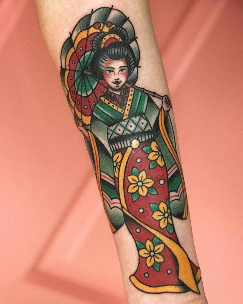 Tattoo by ©Tasha Tonks