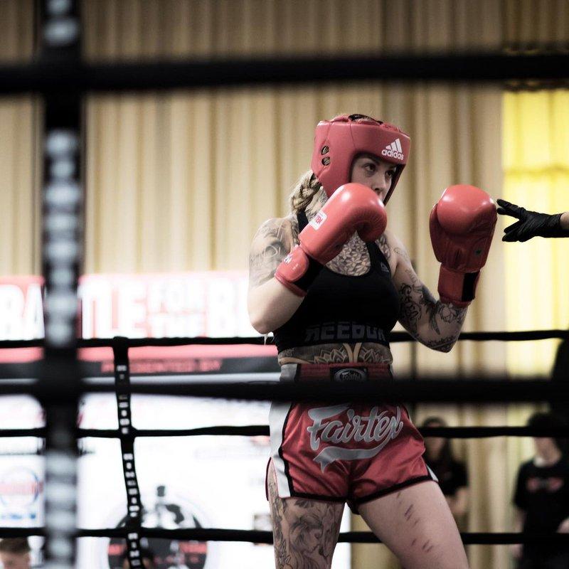 Jo Colette martial arts