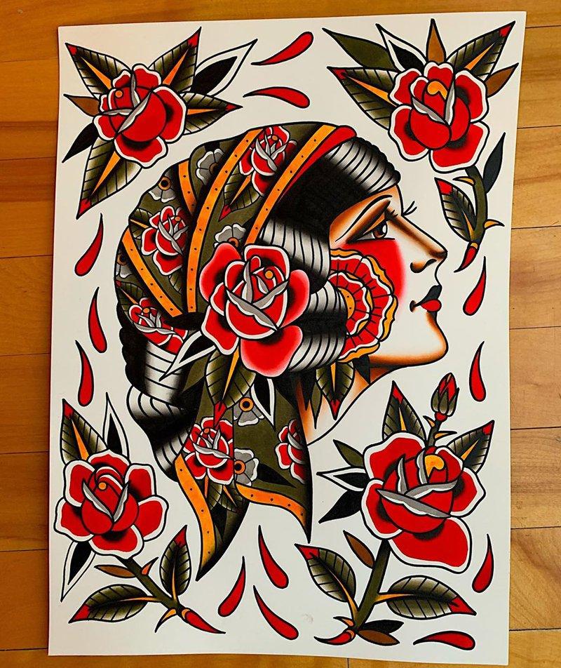 Art by Shamus Mahannah