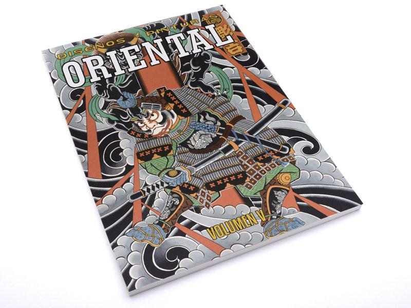 Oriental Volume V - Cover