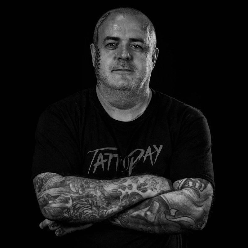 Steve Peace - TattooPay Alberta Tattoo Convention