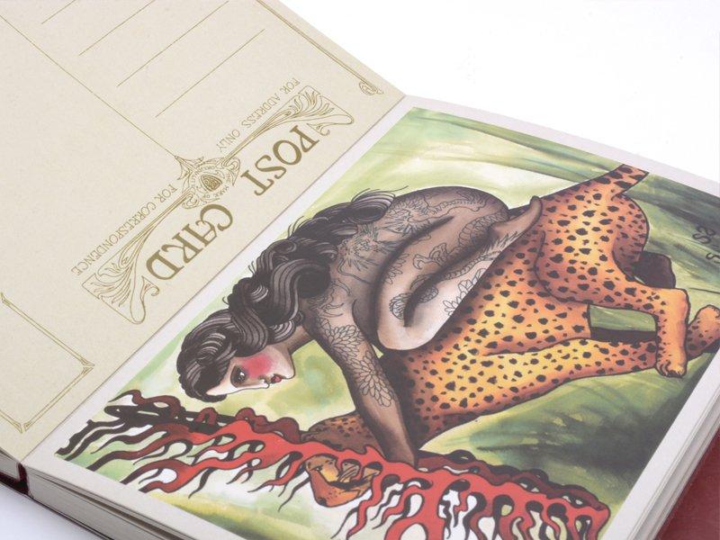 Tattoo Book - Bendita Tu Eres