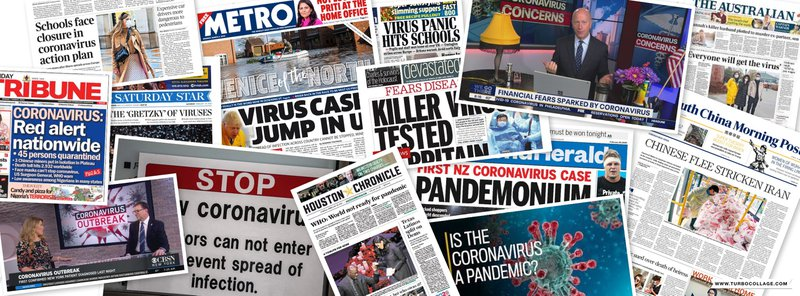 Coronavirus in the News