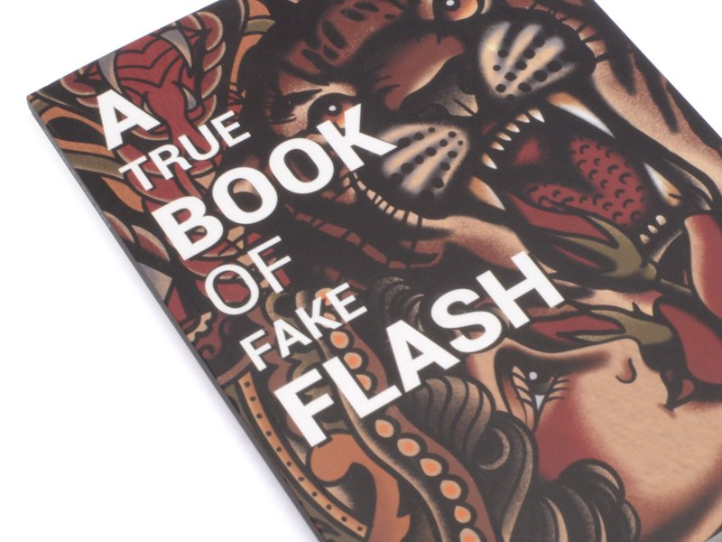 A True Book of Fake Flash - Cover