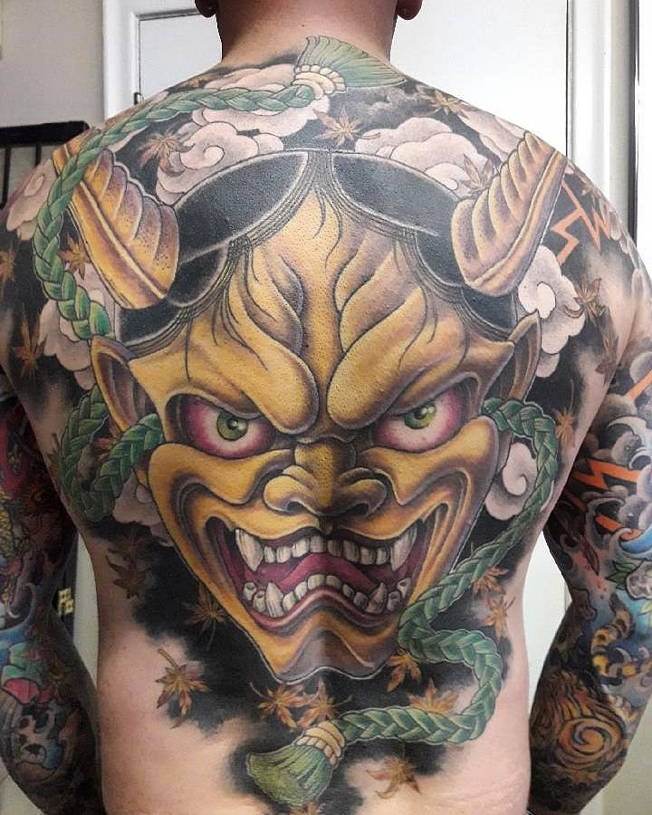 Paul Jeffries Tattoo