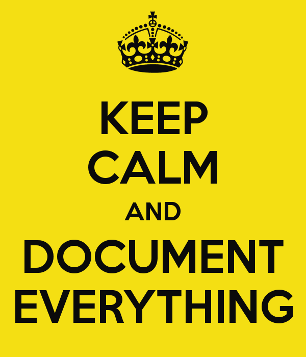 Documentation will rprotect you from email marketing regulations