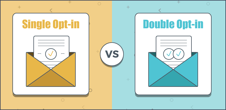 Reduce newsletter unsubscribe rates with double-opt ins