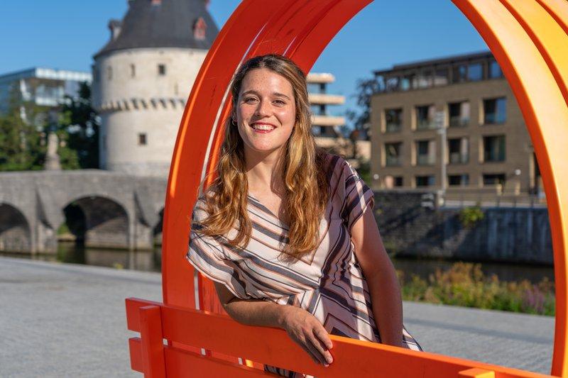 Margot Demeulemeester (Urban Influencer Kortrijk)