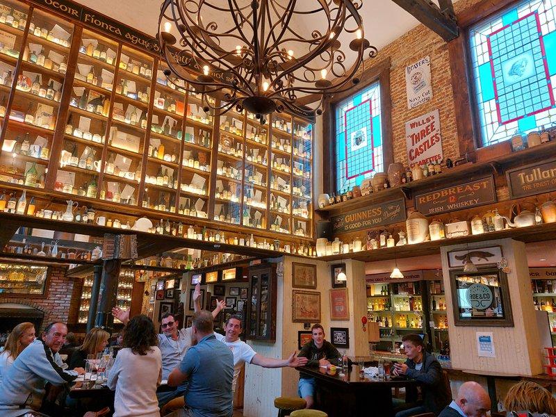 mary's irish pub kortrijk mijn stad