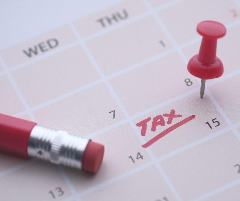 Mark your calendar! April 2021 tax due dates are coming up!
