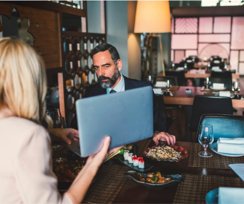 New Law Makes Changes to Business Meal Deductions and PPP Loans