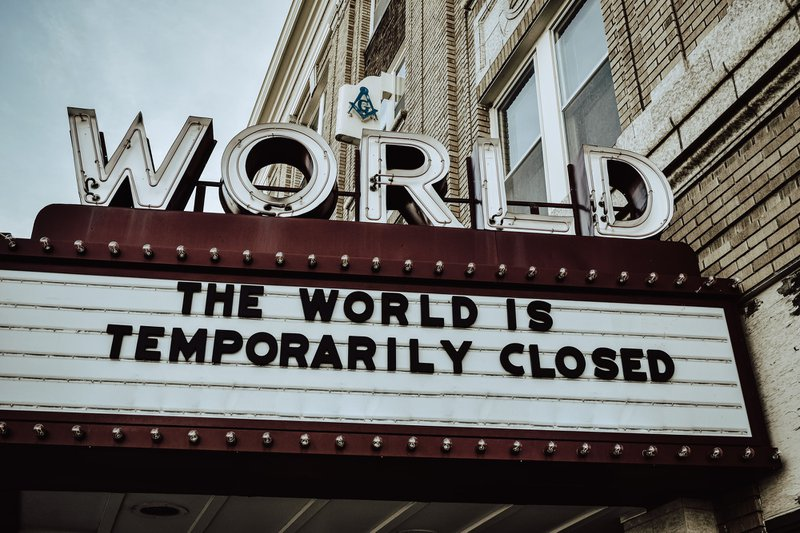 The World is Closed, The IRS  offeres guidance regarding the PPP loan program for businesses affected by the COVID-19 pandemic.