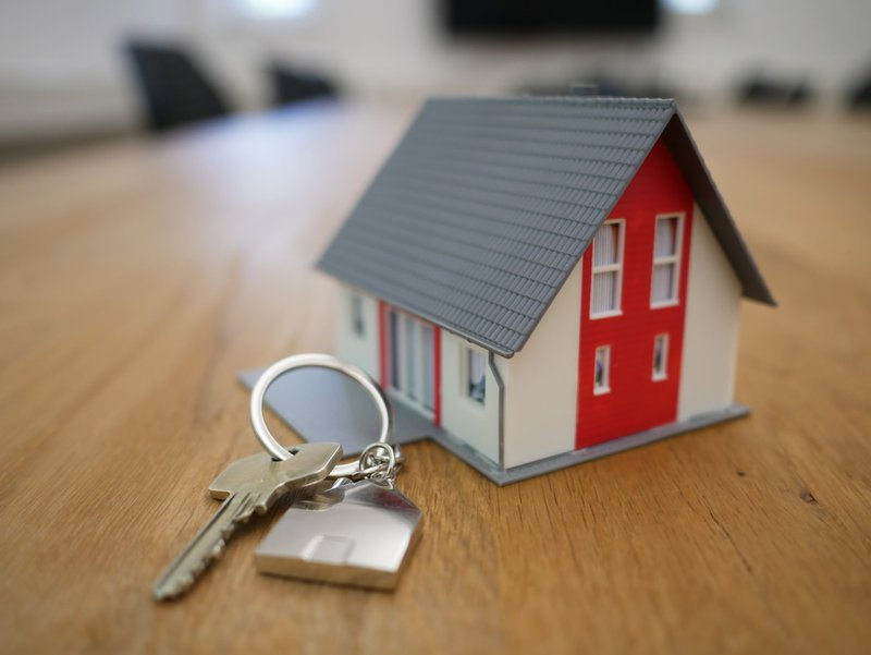 house with keys, home mortgage debt relief