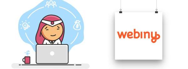Tech Smart Boss and Webiny