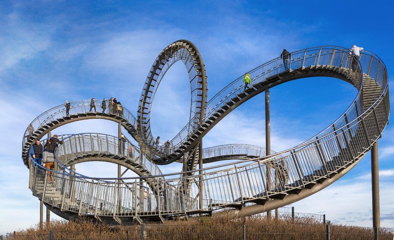 Life is a rollercoaster filled with ups and downs. Mental agility is crucial to keep up