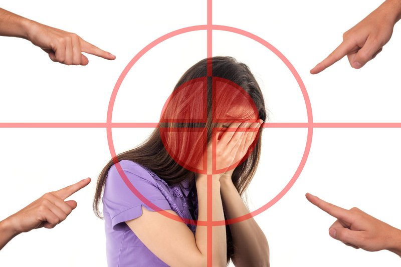 College stress from bullying and peer pressure
