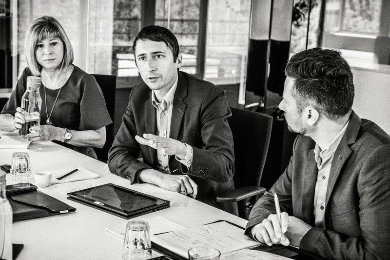 Rondetafel Digital HR - Technologie