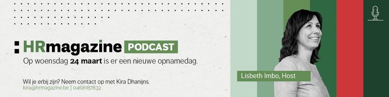 podcast - hr magazine
