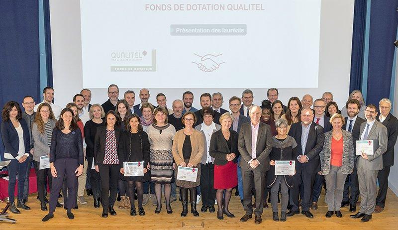 Fonds de dotation Qualitel - 31 projets soutenus en 2019