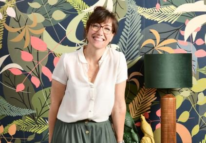 Isabelle Magnaud, décoratrice d'intérieur et styliste photo